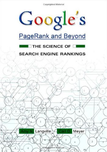 Google's PageRank and Beyond The Science of Search Engine Rankings  2006 edition cover