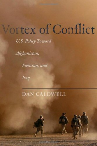 Vortex of Conflict U. S. Policy Toward Afghanistan, Pakistan, and Iraq  2011 edition cover