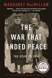War That Ended Peace The Road To 1914  2014 edition cover
