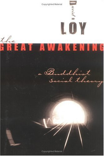 Great Awakening A Buddhist Social Theory  2003 edition cover