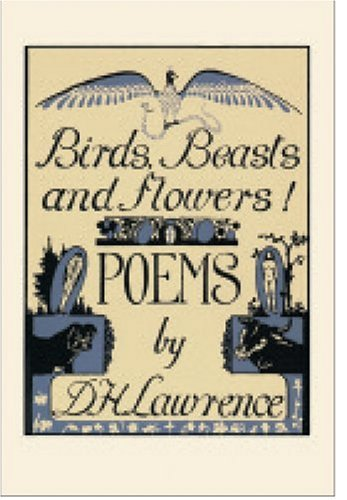 Birds, Beasts and Flowers! Poems  2007 edition cover