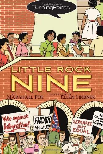 Little Rock Nine  N/A edition cover