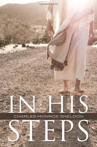 IN HIS STEPS                   N/A edition cover