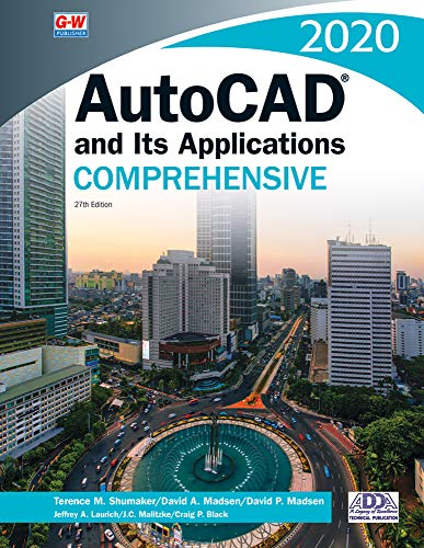 Autocad and Its Applications 2020:   2019 9781635638660 Front Cover