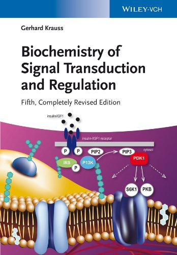 Biochemistry of Signal Transduction and Regulation  5th 2013 edition cover
