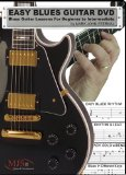 EASY BLUES GUITAR DVD: Blues Guitar Lessons For Beginner Through Intermediate System.Collections.Generic.List`1[System.String] artwork