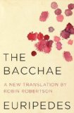 Bacchae   2014 9780062319661 Front Cover