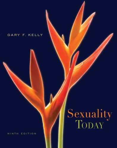 Sexuality Today  9th 2008 edition cover