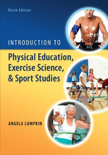 Introduction to Physical Education, Exercise Science, and Sport Studies  9th 2014 edition cover