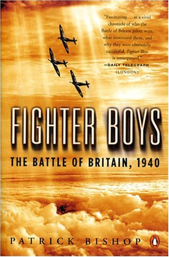 Fighter Boys The Battle of Britain 1940 N/A edition cover