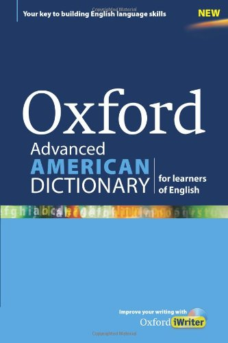 Oxford Advanced American Dictionary for Learners of English   2011 edition cover