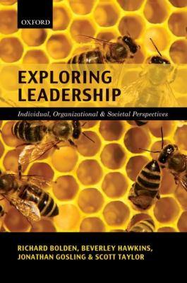 Exploring Leadership Individual, Organizational, and Societal Perspectives  2011 edition cover
