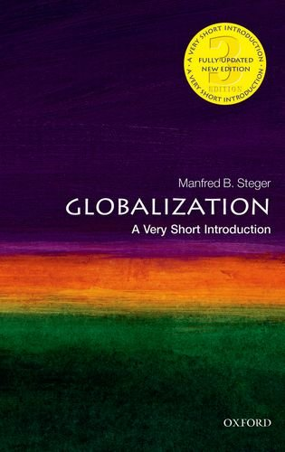 Globalization  3rd 2013 9780199662661 Front Cover