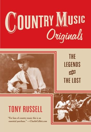 Country Music Originals The Legends and the Lost  2010 edition cover