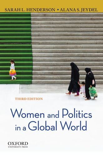 Women and Politics in a Global World:   2013 edition cover