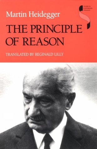 Principle of Reason  N/A edition cover