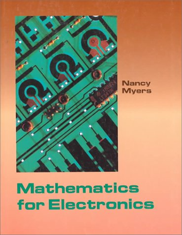 Mathematics for Electronics   1993 9780314012661 Front Cover