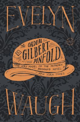 Ordeal of Gilbert Pinfold   2012 edition cover