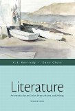 Literature An Introduction to Fiction, Poetry, Drama, and Writing 13th 2016 edition cover