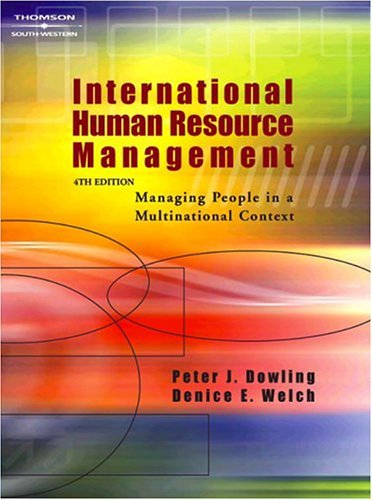 research papers on international human resource management