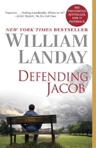 Defending Jacob  N/A 9780345533661 Front Cover