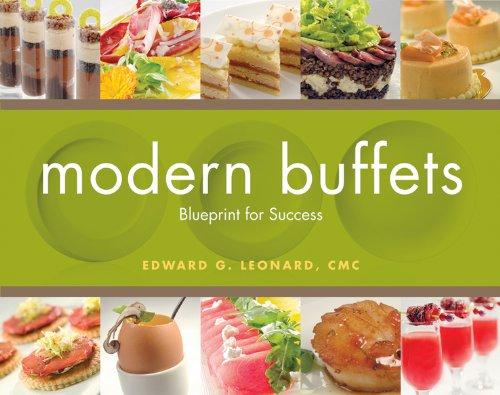 Modern Buffets Blueprint for Success  2011 edition cover