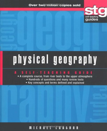 Physical Geography A Self-Teaching Guide  2003 9780471445661 Front Cover