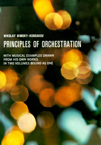 Principles of Orchestration   2011 edition cover