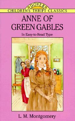 Anne of Green Gables   1994 (Abridged) edition cover