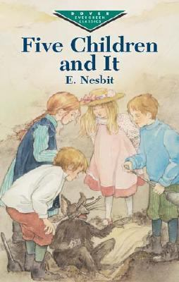 Five Children and It   2002 edition cover