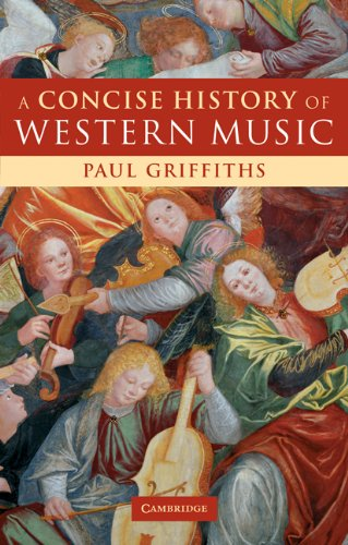 Concise History of Western Music   2009 edition cover