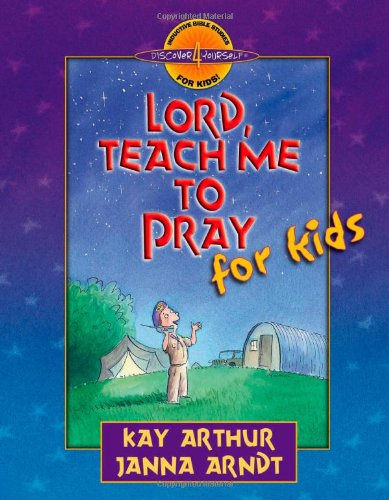 Lord, Teach Me to Pray for Kids   2002 edition cover