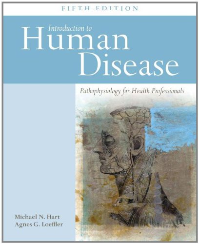 Introduction to Human Disease Pathophysiology for Health Professionals 5th 2012 (Revised) edition cover