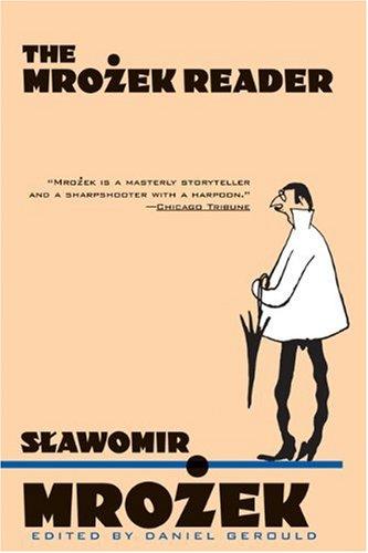 Mrozek Reader   2004 edition cover