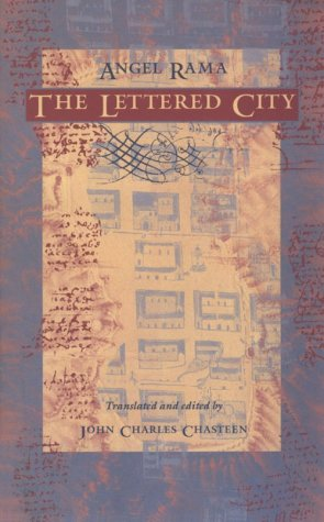 Lettered City  N/A edition cover