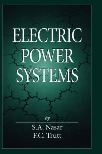 Electric Power System   1999 edition cover