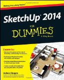 SketchUp 2014 for Dummies�   2014 edition cover