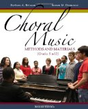 Choral Music Methods and Materials 2nd 2014 edition cover