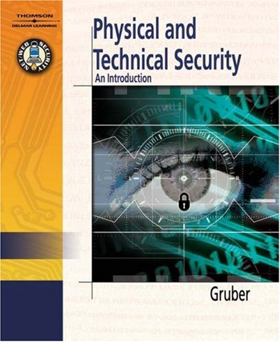 Physical and Technical Security An Introduction  2006 9781401850661 Front Cover