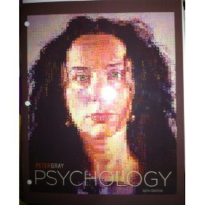 Psychology  6th edition cover