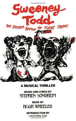 Sweeney Todd The Demon Barber of Fleet Street N/A edition cover