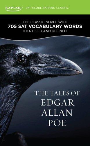 Tales of Edgar Allan Poe A Kaplan SAT Score-Raising Classic 3rd edition cover