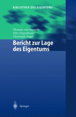 Bericht Zur Lage des Eigentums   2002 edition cover