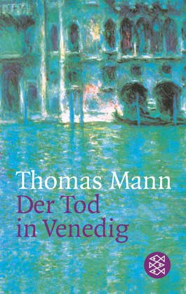 Tod in Venedig 1st edition cover