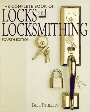 Complete Book of Locks and Locksmithing  4th 1995 edition cover