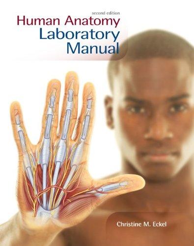 Human Anatomy Lab Manual  2nd 2012 edition cover
