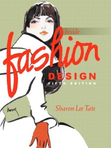 Inside Fashion Design  5th 2004 edition cover
