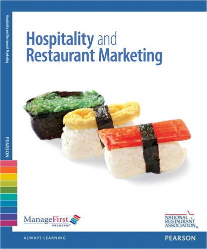 Hospitality and Restaurant Marketing  2nd 2013 (Revised) edition cover