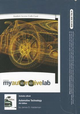 Automotive Technology  4th 2012 9780132769662 Front Cover