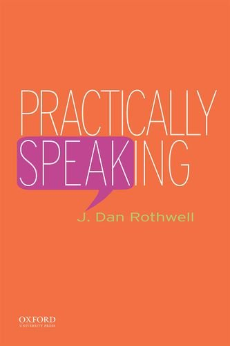 Practically Speaking  N/A edition cover